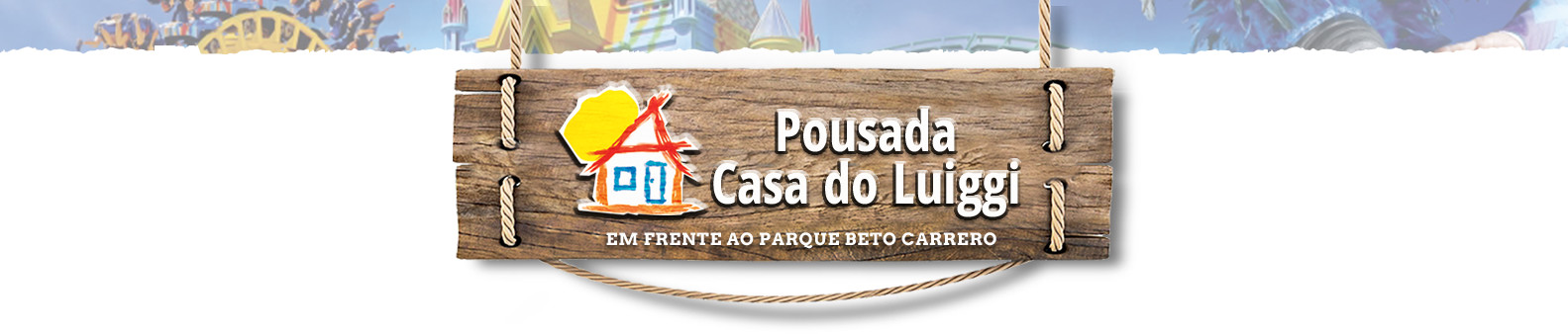 Logotipo Pousada Casa do Luiggi